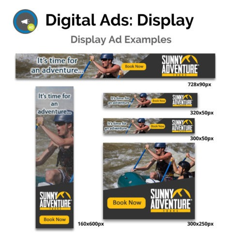 Display Ad Sizes